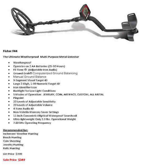 Barbee Detector Sales - Products